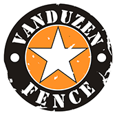 VanDuzen Fence & Post Logo